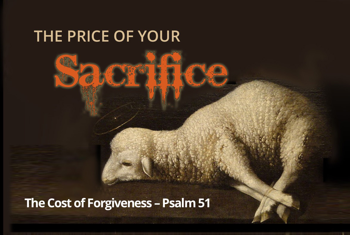 The Cost of Forgiveness